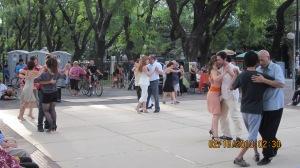 Tango, Parque Patricios