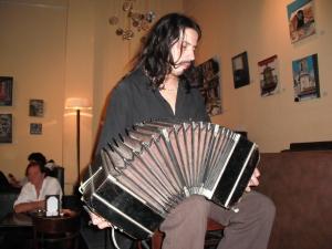 Rodrigo el bandoneonista