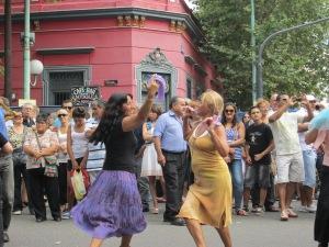 Mataderos dancers 2